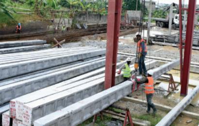 Cameroun/Distribution de l'électricité: une niche dans la fabrication des poteaux en béton