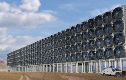 La major pétrolière américaine ExxonMobil poursuit son partenariat avec Global Thermostat pour les technologies de capture du CO2