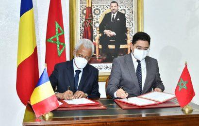 Tchad-Maroc: accord pour le partage d'expériences et d'expertise dans les domaines de l'énergie et des mines