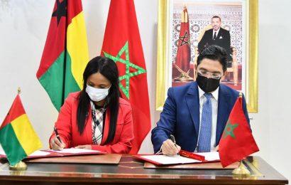 Accord-cadre de coopération dans le domaine de l'énergie entre la Guinée-Bissau et le Maroc