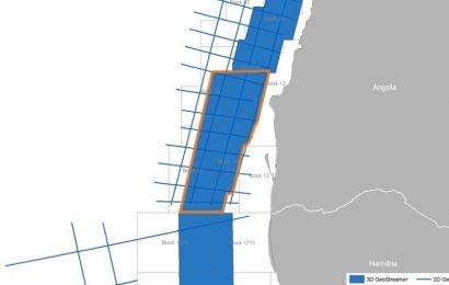 Angola/Prospection des hydrocarbures: de nouvelles données sismiques 3D pour le bassin de Namibe