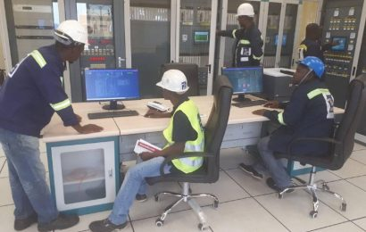 Cameroun: la mise en service des premiers groupes de l'usine de pied de Lom Pangar pourrait être effective au premier trimestre 2022