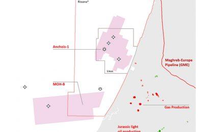 Prospection de pétrole et gaz: Chariot Oil & Gas en voie d'obtenir une nouvelle licence au Maroc en 2021