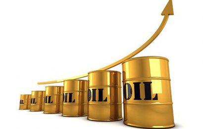 Plus forte progression des cours du pétrole en 10 mois enregistrée le 08 janvier 2021