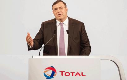 En 2021, Total va être engagé dans les renouvelables «aussi activement» qu'en 2020 (Patrick Pouyanné)