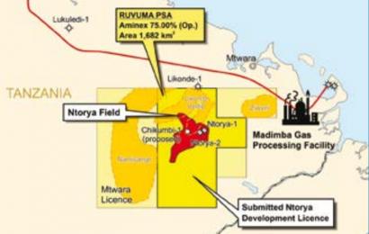 Tanzanie : le forage du premier puits de la concession gazière Ruvuma programmé en 2022