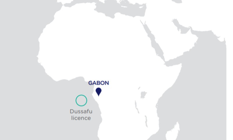 Gabon: les perspectives de production sur le permis Dussafu situées entre 14 800 et 15 900 barils de pétrole par jour en 2021