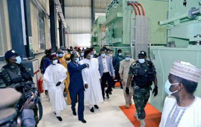 Niger: mise en service officielle de la centrale thermique à pétrole brut de Goudel (88 MW)