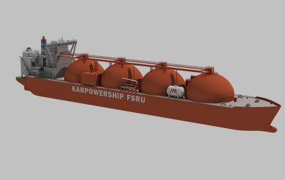 Karpowership et Mitsui OSK Lines vont installer une unité flottante de stockage et de regazéification au Sénégal