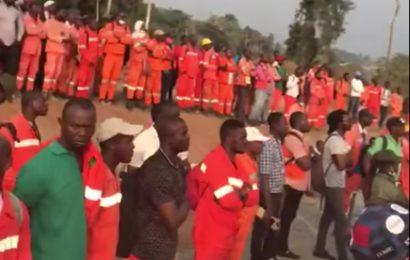 Cameroun: la grève prolongée sur le site de construction du barrage de Nachtigal contraint le gouvernement à réagir