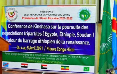 Pas d'accord trouvé en RDC sur le Grand barrage de la Renaissance éthiopienne