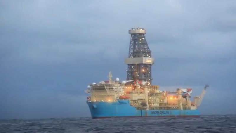 Ghana: contrat de 4 ans attribué à Maersk Drilling pour les services de forage de puits dans les champs pétroliers Jubilee et TEN