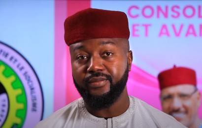 Niger: le fils de l'ex-président Mahamadou Issoufou à la tête du ministère du Pétrole et de l'Energie