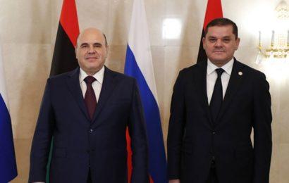 La Libye intéressée par un partenariat dans le domaine énergétique avec la Russie