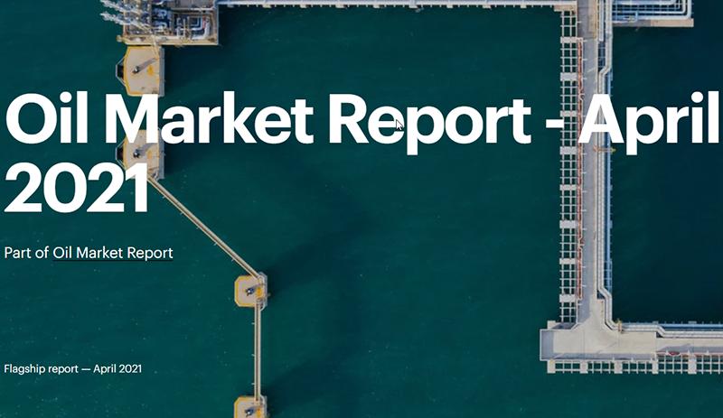 Marché du pétrole: l'AIE entrevoit la demande à 96,7 millions de barils par jour en 2021