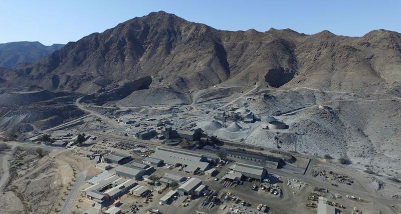 Namibie : le canadien Trevali va assurer une partie des besoins en électricité de la mine de Rosh Pinah à partir du solaire