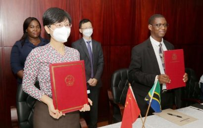 La Chine accorde une subvention de plus de 15 millions USD à la Tanzanie pour la mise en oeuvre de divers projets