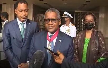 Cameroun: après le ciment, l'investisseur nigérian Aliko Dangote s'intéresse au secteur des hydrocarbures