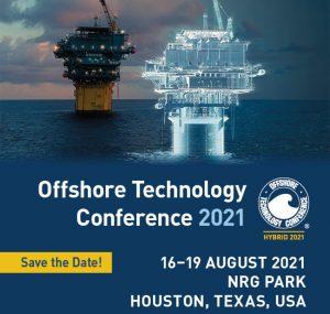 Offshore Technology Conference 2021 @ NRG Park, Houston