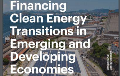 L'AIE évalue les besoins pour accélérer les énergies vertes dans les pays en développement à 1 000 milliards USD par an d'ici 2030