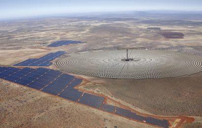 Afrique du Sud : le promoteur de la centrale solaire Redstone va recevoir 50 millions USD du britannique CDC Group