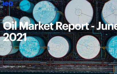 La demande de pétrole devrait surpasser les niveaux d'avant-Covid d'ici fin 2022 (AIE)