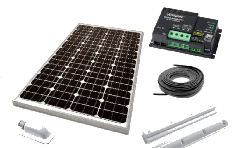Botswana : des équipements solaires importés de Chine comme solution alternative d'accès à l'électricité