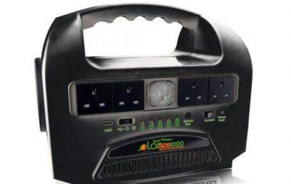 Stockage d'énergie solaire: AceOn va expérimenter des batteries portables sodium-ion au Nigeria