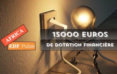 La 4e édition des prix EDF Pulse Africa ouverte jusqu'au 26 juillet 2021