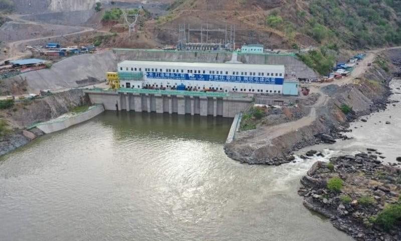Zambie: la deuxième turbine du projet hydroélectrique de Kafue Gorge Lower prête à fonctionner