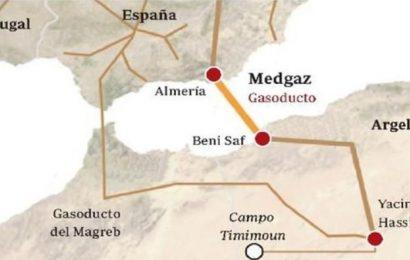 Algérie – Espagne: le gazoduc Medgaz verra sa capacité passer à 10 milliards de m3 au quatrième trimestre 2021