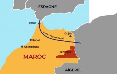 Le Maroc ouvert au maintien sur son sol du gazoduc qui achemine le gaz naturel algérien en Espagne