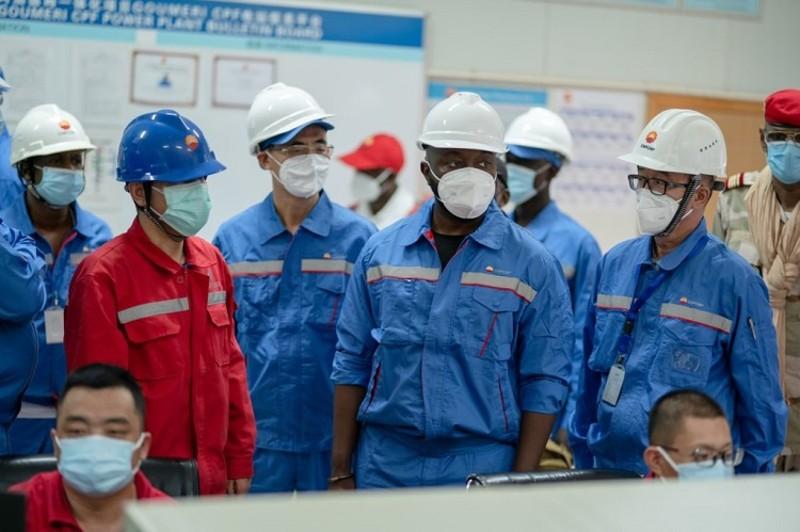 Niger: l'industrie pétrolière «se développe à grande vitesse» avec les Chinois (Mahamane Sani Mahamadou)