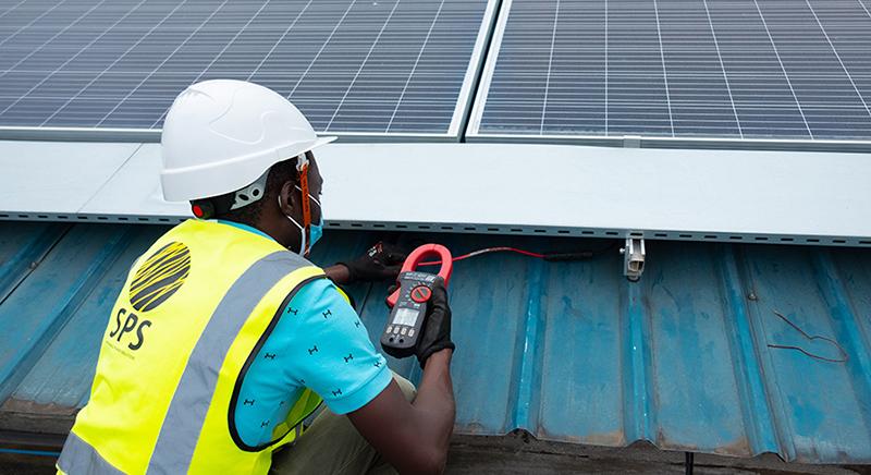 Electricité solaire: Gridworks et New GX Capital investissent 40 millions de dollars dans la société sud-africaine SPS