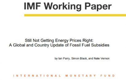 Le FMI critique les politiques de subventions aux carburants dans le monde