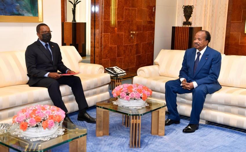 Deuxième visite en deux mois du ministre équatoguinéen des hydrocarbures au Cameroun