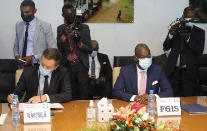 Le Gabon s'allie au finlandais Wärtsilä pour réaliser une centrale à gaz de 120 MW