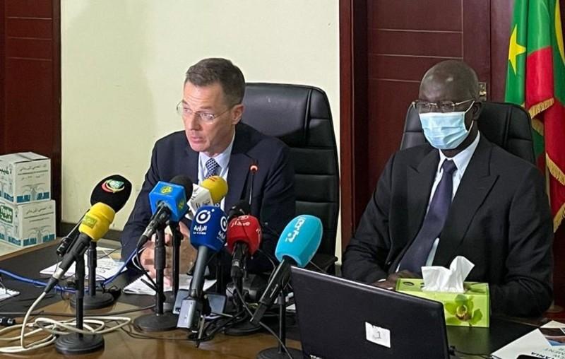Mauritanie: l'IFC intéressée par le «gaz qui arrive bientôt»
