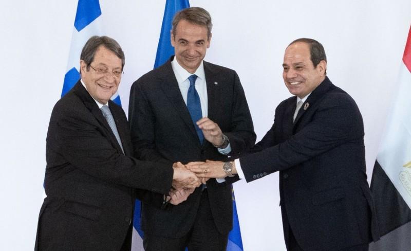 Protocole d'accord pour une interconnexion électrique entre l'Egypte, la Grèce et Chypre